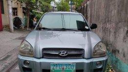 Bronze Hyundai Tucson 2008 for sale in Manila