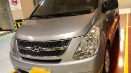 Silver Hyundai Grand starex 2013 for sale in Manila