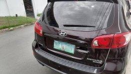 Sell Black Hyundai Santa Fe in Parañaque