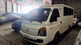 Sell White 2019 Hyundai H-100 in Caloocan