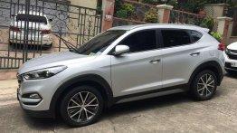 Sell Silver 2016 Hyundai Tucson in Silang