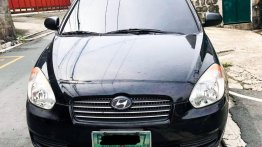 Black Hyundai Accent for sale in San Juan City
