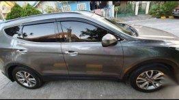 Sell Grey Hyundai Santa Fe in Bambang