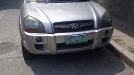 Sell Silver Hyundai Tucson in Quezon City