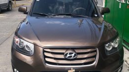 Sell Brown Hyundai Santa Fe in Parañaque