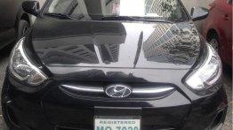 Selling Black Hyundai Accent in San Mateo