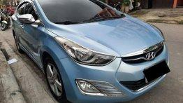 Sell Blue Hyundai Elantra in Manila