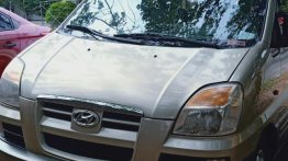 Sell Silver Hyundai Starex in Manila