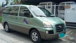 Silver Hyundai Starex  for sale in Manila