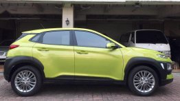 Green Hyundai Tucson 2019 for sale in Manila