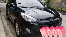 Sell Black Hyundai Tucson in Manila