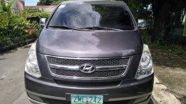 Grey Hyundai Santa Fe for sale in Cavite