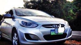 Silver Hyundai Accent Hyundai Accent 1.4 GL (A) 2013 for sale in Hermosa