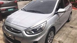 Sell Silver 2016 Hyundai Accent 1.4 GL (M) in Quezon City