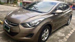Grey Hyundai Elantra for sale in Makati