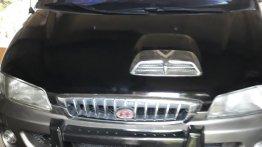 Selling Black Hyundai Starex 2003 in Metro Manila