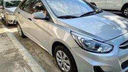 Selling Silver Hyundai Accent 2016 in Muntinlupa
