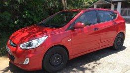 Sell Red 2016 Hyundai Accent Sedan in Manila