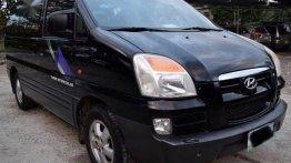 Sell Black Hyundai Starex 2005 in Dumaguete