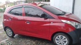 Sell Red Hyundai Eon in Manila