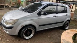Sell Silver 2006 Hyundai Getz in Lipa