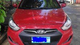 Sell Red Hyundai Accent in Marikina