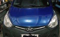 Blue Hyundai Eon for sale in Pasay