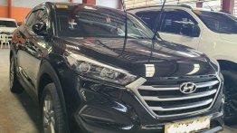 Sell Black 2018 Hyundai Tucson in Quezon City
