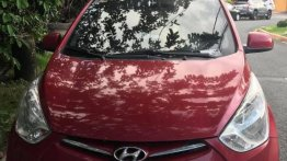 Sell Red Hyundai Eon in Las Piñas