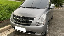 Sell Grey Hyundai Starex in Quezon City
