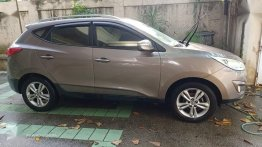 Selling Grey Hyundai Tucson in Quezon City