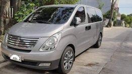 Selling Grey Hyundai G.starex 2015 in Valenzuela