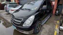 Sell Black 2013 Hyundai Grand Starex in Las Piñas
