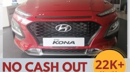 Red Hyundai KONA 2020 for sale in Parañaque
