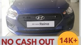 Selling Blue Hyundai Reina 2020 in Parañaque