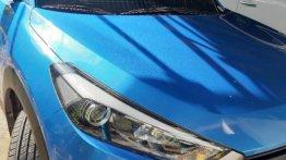 Blue Hyundai Tucson 2009 for sale in San Juan City