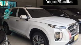 Sell Pearl White Hyundai Palisade in Quezon City