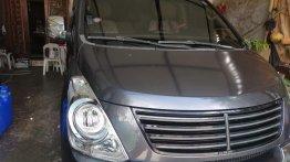 Silver Hyundai Starex 2008 for sale in Las Piñas City