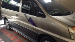 Silver Hyundai Starex 2006 for sale in Antipolo