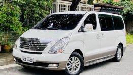 Sell White 2015 Hyundai Starex in Manila