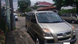 Sell Silver 2005 Hyundai Starex in Manila