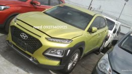 Selling Green Hyundai KONA 2019 in Quezon City
