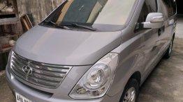 Selling Grey Hyundai Starex 2015 in Valenzuela