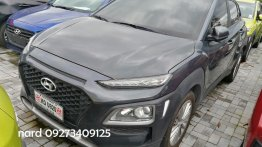 Black Hyundai KONA 2020 for sale in Quezon City
