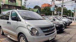Sell Silver 2009 Hyundai Grand Starex in Quezon City