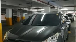 Selling Grey Hyundai Tucson 2010 in Quezon