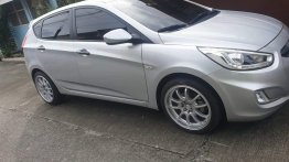 Hyundai Accent Hatchback 2014 Acq 2015 Auto