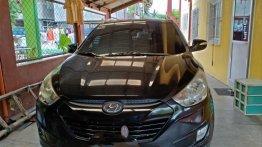 Selling Black Hyundai Tucson 2016 in San Luis