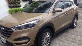 Selling Beige Hyundai Tucson 2016 in Los Baños