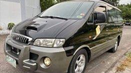 Black Hyundai Starex 2000 for sale in Valenzuela